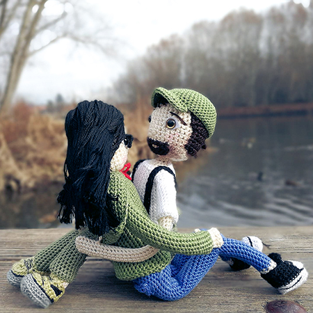 carpfishing day with my partner, valentines day gifts for fisherman, special anniversary gift 1